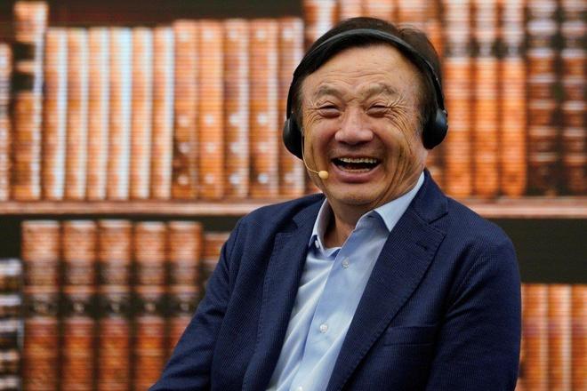 Sep Huawei: 'Chung toi dang hoi phuc nhanh ngoai suc tuong tuong' hinh anh 1