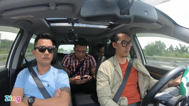Honda CR-V loi phanh anh 1
