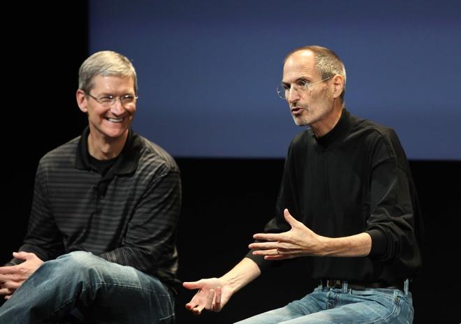 Steve Jobs: 'Tim Cook khong phai con nguoi cua san pham' hinh anh 1