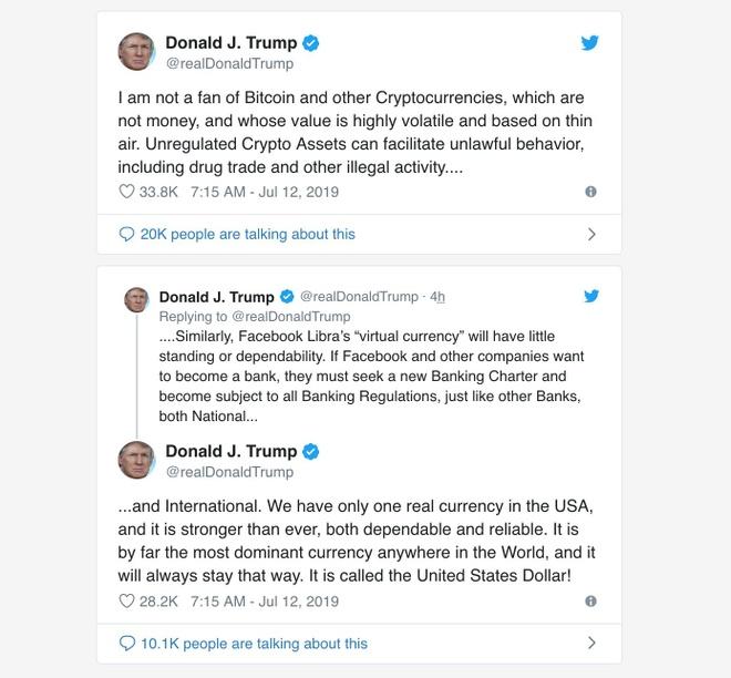 Ong Donald Trump: 'Tien so cua Facebook se khong co cho dung' hinh anh 2