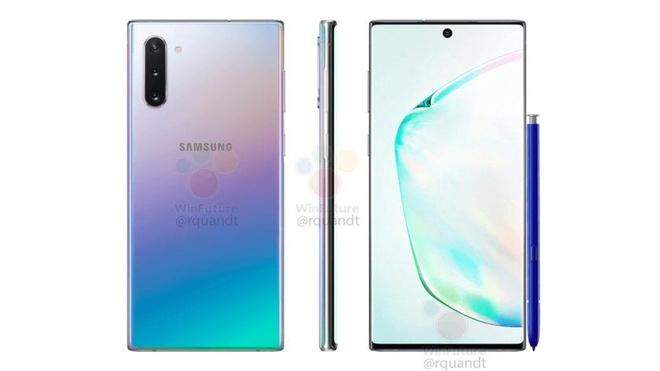 Galaxy Note10 co the bi khan hang do chien tranh thuong mai hinh anh 1