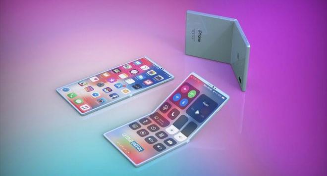 iPhone, iPad man hinh gap se ra mat vao nam 2021 hinh anh 1