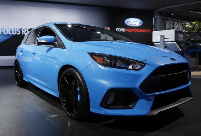 Hop so PowerShift gay thiet hai 1,3 ty USD cho hang xe Ford hinh anh 1