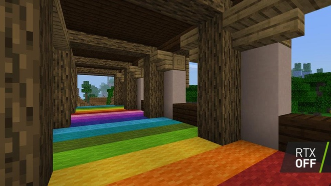 minecraft cap nhat ray tracing anh 4