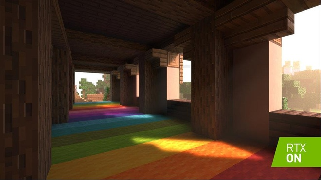 minecraft cap nhat ray tracing anh 5