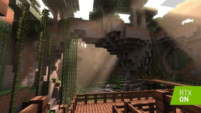 minecraft cap nhat ray tracing anh 8
