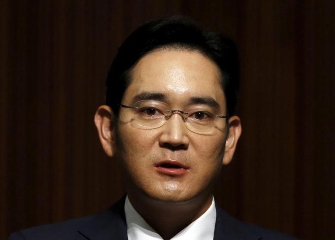 'Thai tu Samsung' Lee Jae Yong co the di tu lan nua hinh anh 1