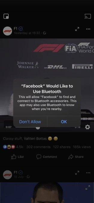Thủ đoạn đen tối của Facebook bị iOS 13 lật tẩy