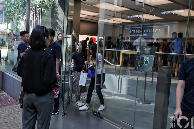 Hong Kong khong con ban iPhone nhu rau le duong hinh anh 9