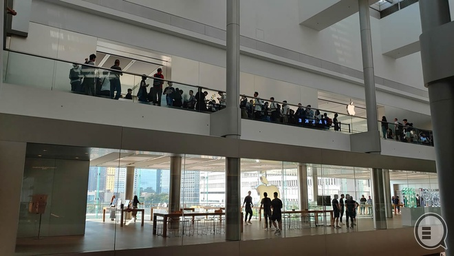 Hong Kong khong con ban iPhone nhu rau le duong hinh anh 1