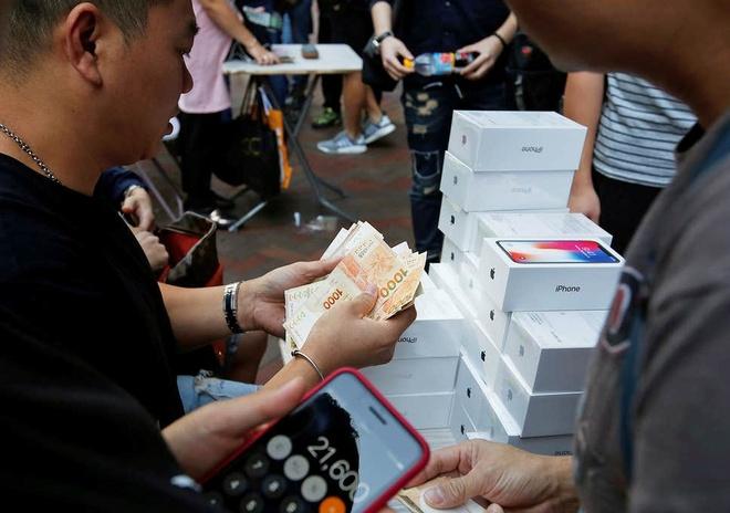 Hong Kong khong con ban iPhone nhu rau le duong hinh anh 10