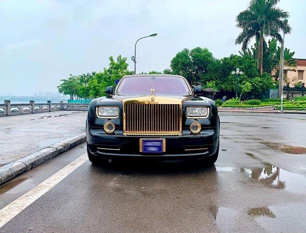Dai gia Ha Noi ban Rolls-Royce Phantom 10 nam tuoi ma vang gia 15, 5 ty anh 1