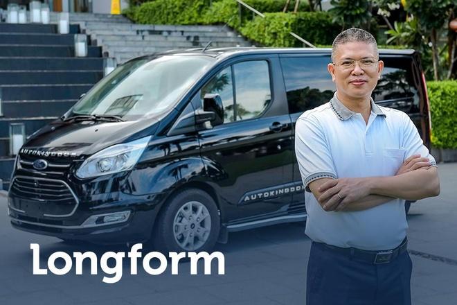 CEO Ford Viet Nam: 'Sedan la qua khu, SUV se la tuong lai' hinh anh