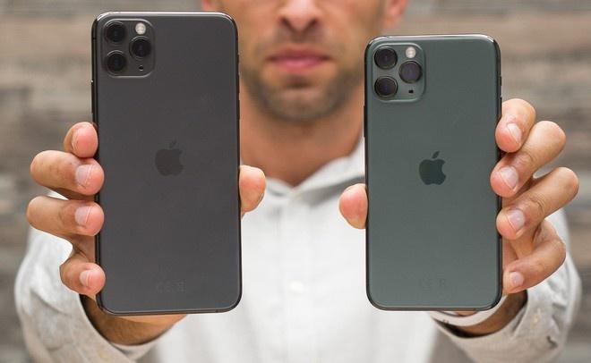 Bi ong Trump cam van, Huawei van ap dao Apple tai Trung Quoc hinh anh 2