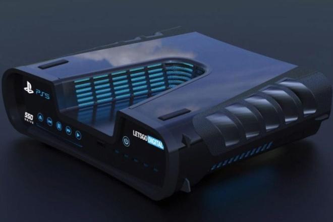 PS5 ban ra cuoi 2020, gia dat hon PS4 hinh anh
