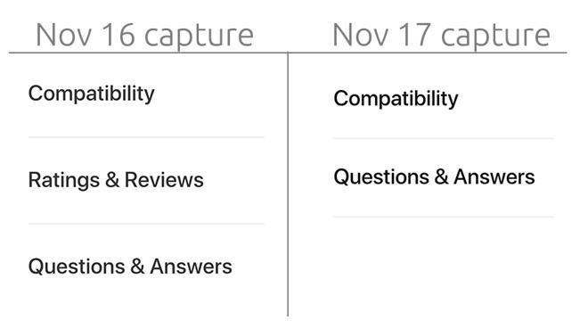 So bi che, Apple khong cho nguoi dung danh gia san pham hinh anh 1