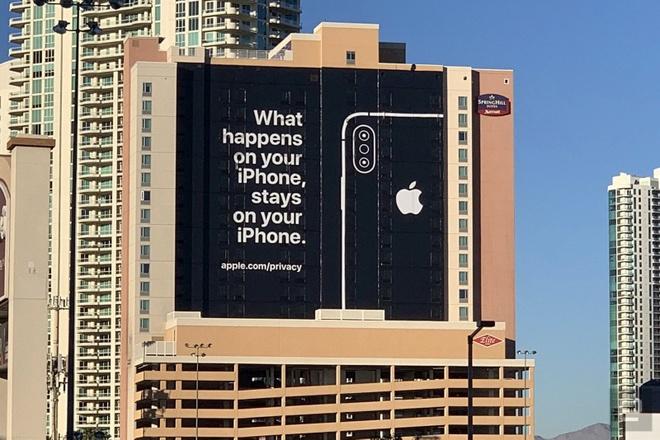 Apple lan dau xuat hien tai CES sau 28 nam nhung khong co san pham moi hinh anh 1