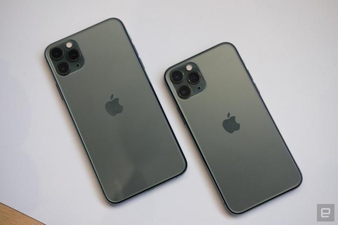 Apple dang cat giam san luong iPhone 11 Pro va Pro Max? hinh anh 1
