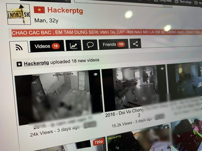 Ke phat tan clip rieng tu cua Van Mai Huong la ai? hinh anh 1 HackerPTG.jpg