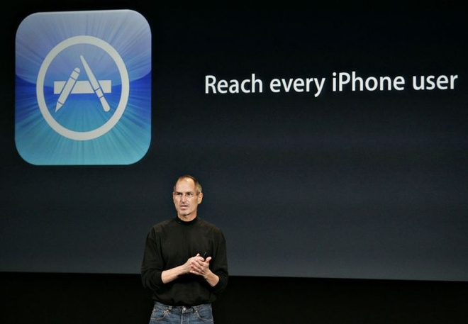 Chuyen chua ke ve AppStore va mon qua cho Steve Jobs hinh anh 2 Z02703012020.jpg