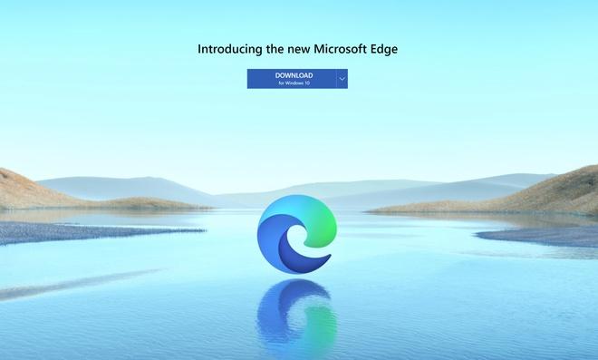 Trinh duyet Microsoft moi dung nen tang Google Chrome hinh anh 1 Edge_1.jpg