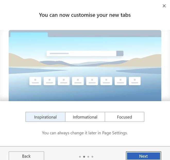 Trinh duyet Microsoft moi dung nen tang Google Chrome hinh anh 3 Edge_4.jpg