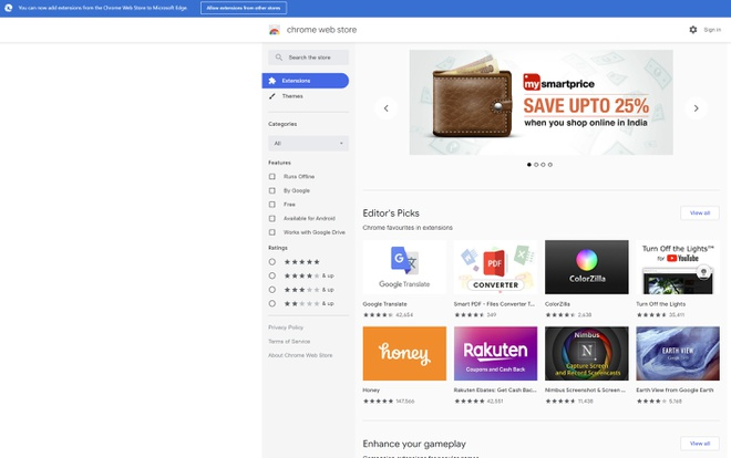 Trinh duyet Microsoft moi dung nen tang Google Chrome hinh anh 7 Edge_8.jpg
