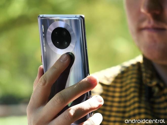 Huawei nen ngung khang dinh khong can Google hinh anh 1 huawei_mate_1.jpg