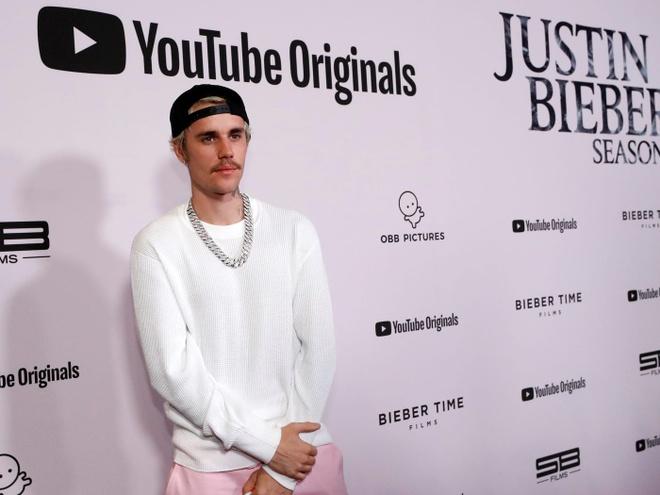 Phim tai lieu ve Justin Bieber lap ky luc luot xem hinh anh 1 Z08011022020.jpeg