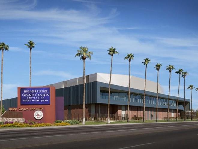 Cuối cùng, bộ môn eSports cũng nhận được ngân sách riêng hàng năm tại GCU. Điều này giúp ích nhiều cho việc hỗ trợ nhân viên, nâng cấp cơ sở, bổ sung thêm trang thiết bị hiện đại phục vụ tất cả sinh viên. Ảnh: Grand Canyon University.