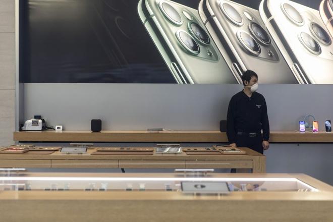 iPhone 9 gia re la hi vong cua Apple giua dai dich Covid-19 hinh anh 1 Apple_store.jpg