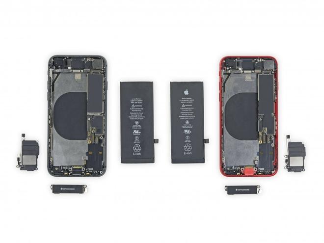 Dieu loi hai nhat cua iPhone SE 2020 hinh anh 1 iPad_mini_ifixit_9.jpg