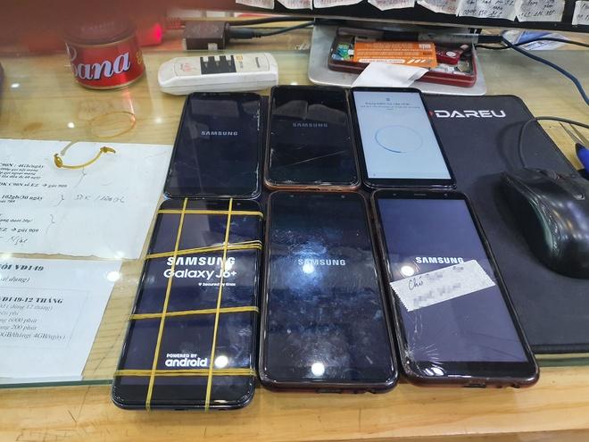 Dien thoai Samsung doi cu dang gap loi o Viet Nam hinh anh 1 Samsung_loi_2_2.jpg