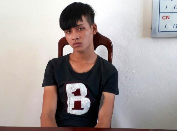 9X Thanh Hoa tron lenh truy na vao Quang Nam cuoi vo hinh anh