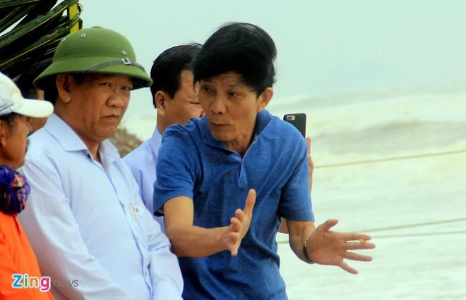 Giam doc so 30 tuoi Le Phuoc Hoai Bao: Toi dang boi roi hinh anh 2