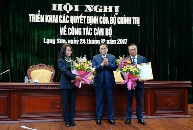 Ba Lam Phuong Thanh lam Bi thu Tinh uy Lang Son hinh anh