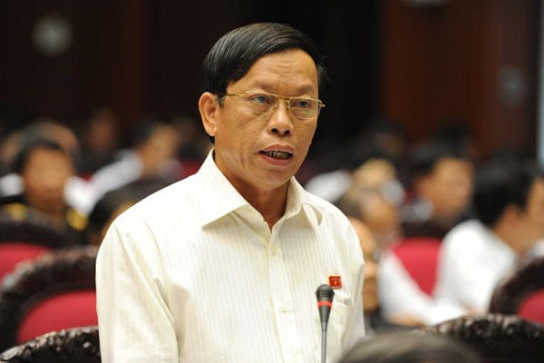 Nguyen Bi thu Quang Nam Le Phuoc Thanh bi cach chuc hinh anh 1