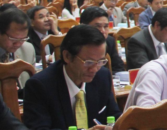 Giam doc So Noi vu Quang Nam bi ky luat canh cao hinh anh 1