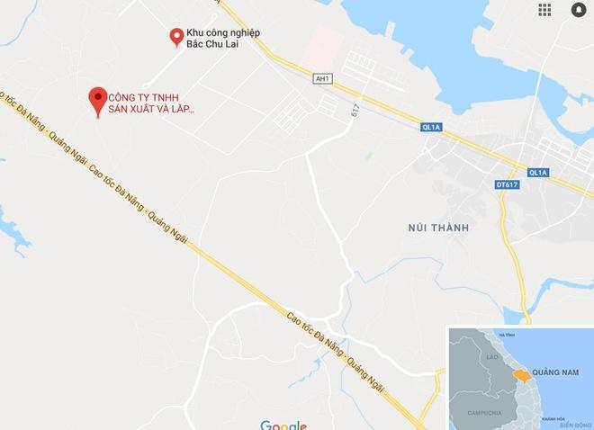 600 ty dong xay cau vuot 2 tang noi cao toc Da Nang - Quang Ngai hinh anh 3