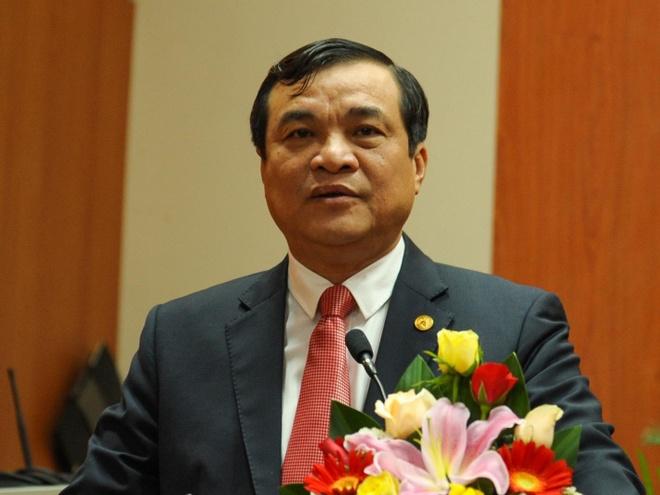 Ong Phan Viet Cuong giu chuc Bi thu Tinh uy Quang Nam hinh anh