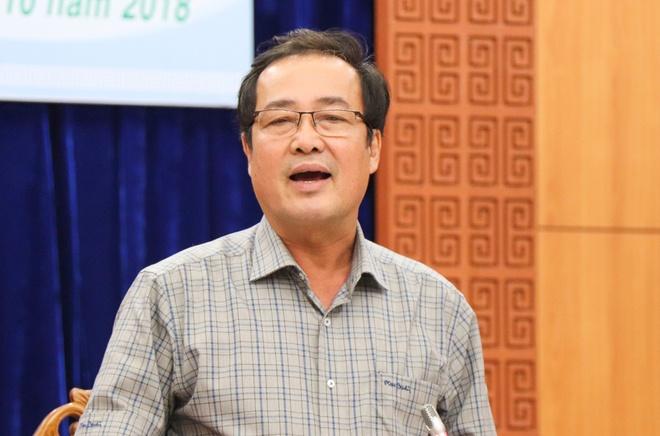 Pho chu tich UBND Quang Nam lam Truong Ban quan ly Khu Kinh te Chu Lai hinh anh