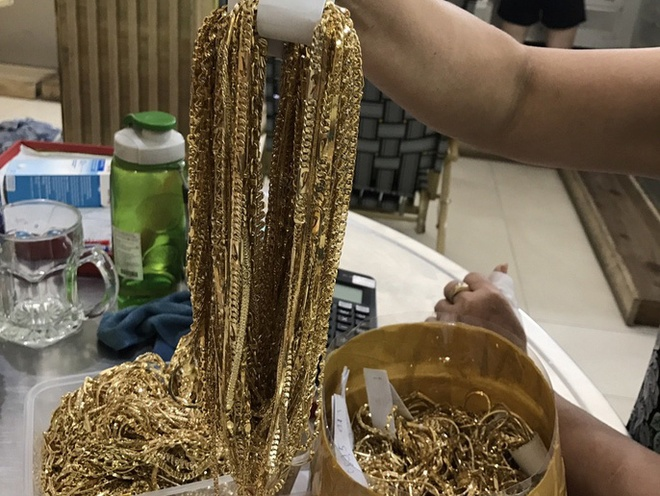 9X trộm hơn 230 lượng vàng trong 6 năm