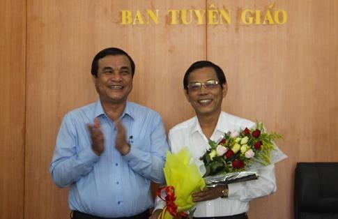 Cuu nha bao lam Truong ban To chuc Tinh uy Quang Nam hinh anh 1