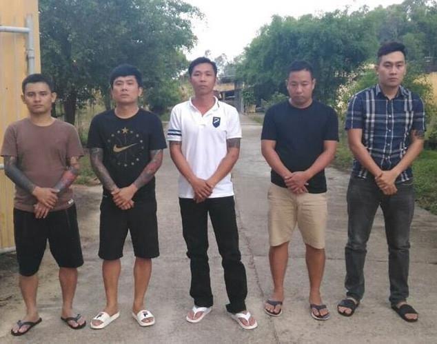 Bang xa hoi den cam dau duong day danh bac 600 ty o Quang Nam hinh anh 1