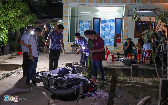 Bat duoc nghi pham truy sat 3 cha con o Quang Nam hinh anh 1