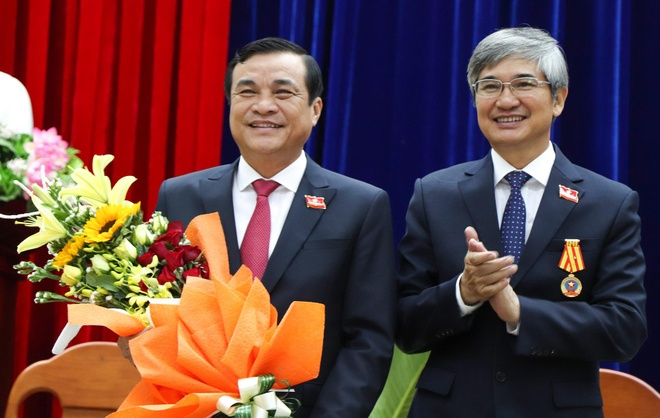 Ong Phan Viet Cuong giu chuc Chu tich HDND tinh Quang Nam hinh anh 1