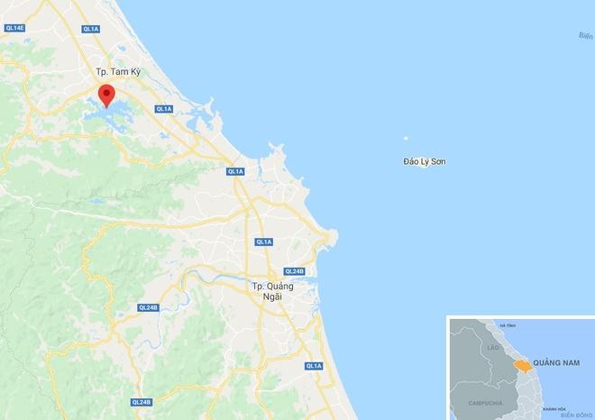 Tam ho Phu Ninh, 2 hoc sinh lop 12 duoi nuoc hinh anh 2 map_quangnam_duoinuoc.jpg