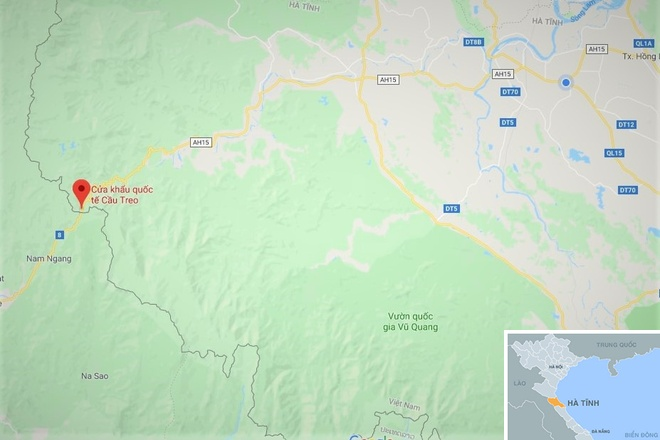 9X van chuyen gan 10.000 vien hong phien vao Viet Nam hinh anh 2 map_hatinh_MT.jpg