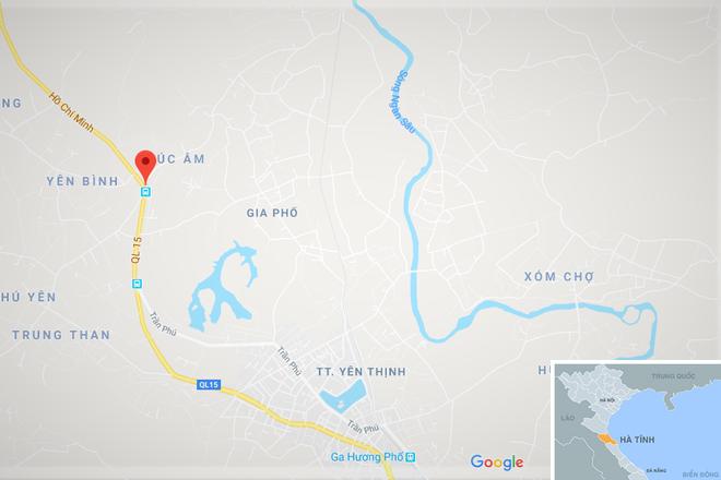 Xe khach bien Lao thiet ke cho hang lau hinh anh 2 map_hatinh_go.jpg