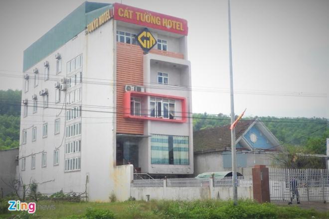 Theo dõi chặt nhóm người Trung Quốc thuê khách sạn ở Hà Tĩnh